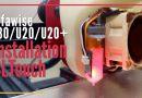 Installation d'un BLTouch sur une imprimante 3D Alfawise U30/U20/U20+