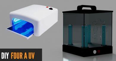 DIY : Mon four à UV