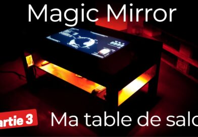 Ma table magique – Partie 3